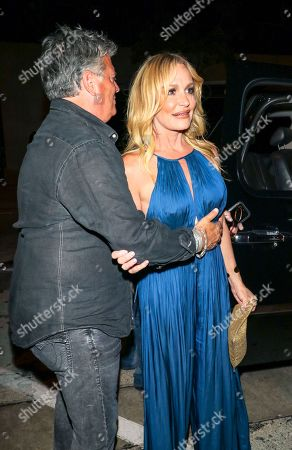 Stock Image of Taylor Armstrong and John H. Bluher