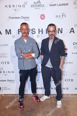 Editorial photo of Andam Fashion Award 2018, Paris, France - 29 Jun 2018
