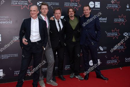 Editorial photo of 'Almost Fashionable, A film about Travis' film premiere, 72nd Edinburgh International Film Festival, Scotland, UK - 29 Jun 2018