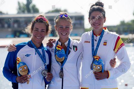 Editorial image of XVIII Mediterranean Games, Tarragona, Spain - 30 Jun 2018