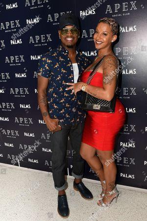 Ne-Yo and Crystal Renay