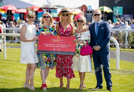 Editorial picture of 2018 Dubai Duty Free Irish Derby, The Curragh Racecourse, Newbridge, Co. Kildare  - 30 Jun 2018