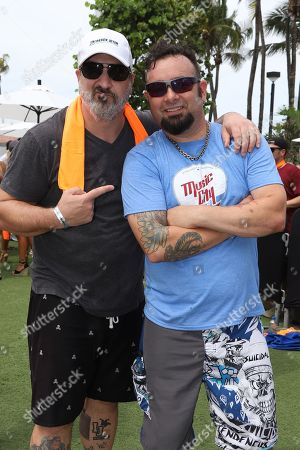 Editorial picture of DJ Irie Weekend, Miami, USA - 30 Jun 2018