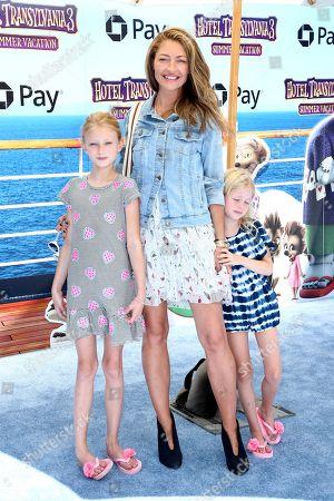 Editorial photo of 'Hotel Transylvania 3: Summer Vacation' film premiere, Los Angeles, USA - 30 Jun 2018