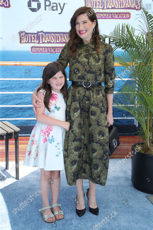 Editorial picture of 'Hotel Transylvania 3: Summer Vacation' film premiere, Los Angeles, USA - 30 Jun 2018