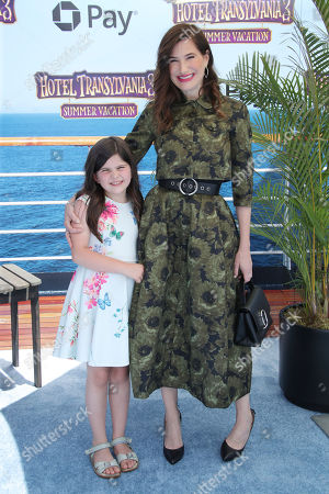 Stock Photo of Kathryn Hahn and Mae Sandler
