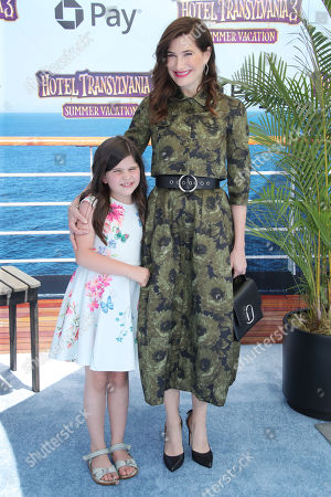 Stock Image of Kathryn Hahn and Mae Sandler