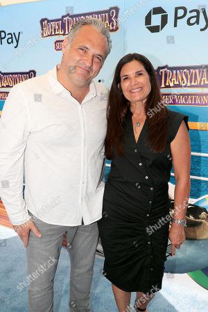 Genndy Tartakovsky, Director/Writer, and Michelle Murdocca, Producer,