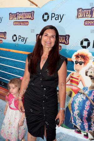 Stock Image of Michelle Murdocca, Producer,