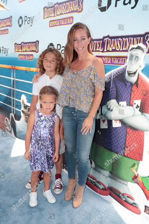 Editorial image of Columbia Pictures and Sony Pictures Animation world film premiere of 'Hotel Transylvania 3: Summer Vacation', Los Angeles, USA - 30 Jun 2018