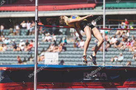 Editorial photo of British Athletics Championships, Alexander Stadium, Birmingham, UK - 30 Jun 2018