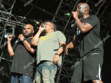 Del La Soul - Posdnous, David Jolicoeur, Vincent Mason