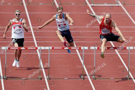 Editorial photo of British Athletics Championships, Alexander Stadium, Birmingham, UK - 1 Jul 2018