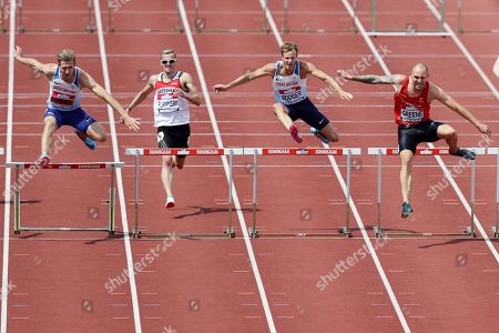 Editorial picture of British Athletics Championships, Alexander Stadium, Birmingham, UK - 1 Jul 2018