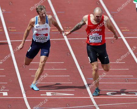 Editorial image of British Athletics Championships, Alexander Stadium, Birmingham, UK - 1 Jul 2018