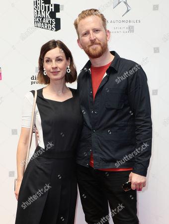 Editorial image of The Southbank Sky Arts Awards, London, UK - 01 Jul 2018