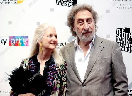 Howard Jacobson and Jenny De Yong