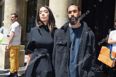 Louis Vuitton, Desiree Quinjo and Jerry Lorenzo