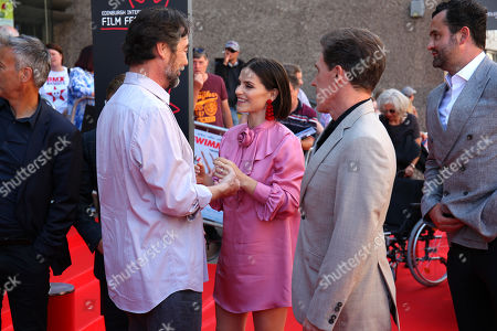Nathaniel Parker and Charlotte Riley