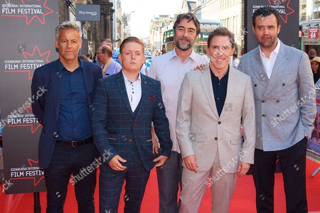 Rupert Graves, Thomas Turgoose, Nathaniel Parker, Rob Brydon, Daniel Mays