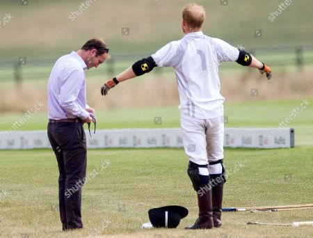 Editorial picture of Tusk Audi Challenge Polo at Coworth Park , Ascot, UK - 01 Jul 2018