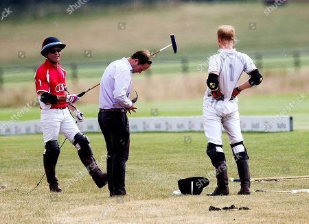 Editorial photo of Tusk Audi Challenge Polo at Coworth Park , Ascot, UK - 01 Jul 2018