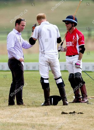 Editorial image of Tusk Audi Challenge Polo at Coworth Park , Ascot, UK - 01 Jul 2018