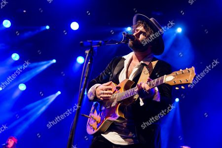 Editorial photo of 52nd Montreux Jazz Festival, Switzerland - 01 Jul 2018