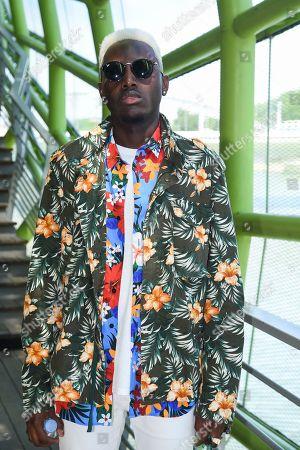 Stock Photo of Iggy Nko