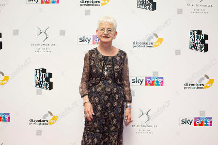 Stock Picture of Dame Jacqueline Wilson