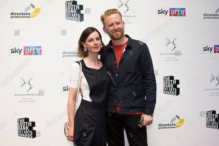Stock Photo of Jessica Raine & Tom Goddman-Hill