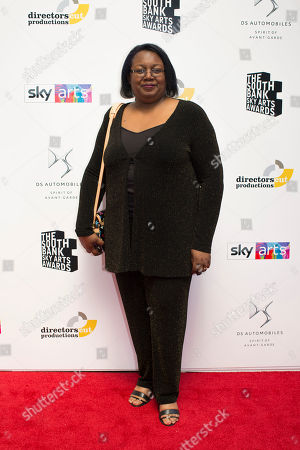 Stock Picture of Malorie Blackman