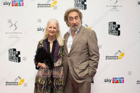 Howard Jacobson & wife