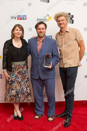 Editorial photo of The Southbank Sky Arts Awards, London, UK - 01 Jul 2018