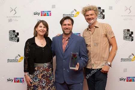 Rosie Alison, Paul King and Simon Farnaby