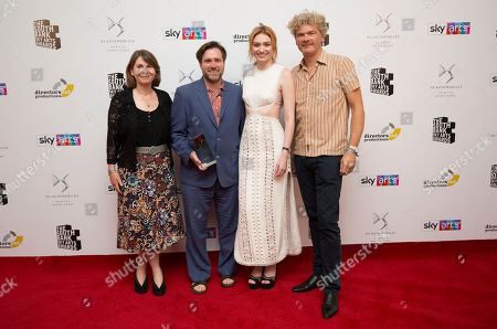 Rosie Alison, Paul King, Eleanor Tomlinson and Simon Farnaby