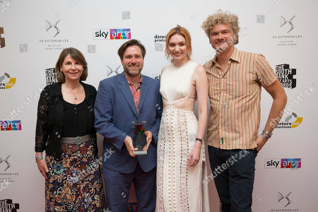 Stock Picture of Rosie Alison, Paul King, Eleanor Tomlinson and Simon Farnaby
