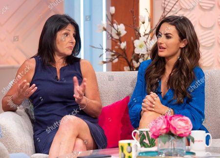 Editorial photo of 'Lorraine' TV show, London, UK - 02 Jul 2018