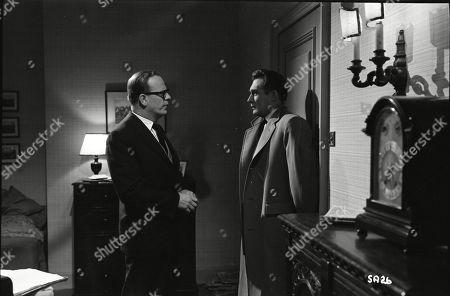 Lloyd Lamble (Waller), Patrick Holt (Paul Pearson)