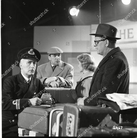 Walter Horsbrugh (Customs Official), Lloyd Lamble (Waller)