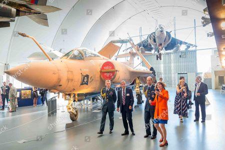 RAF Hendon Museum re opens, London