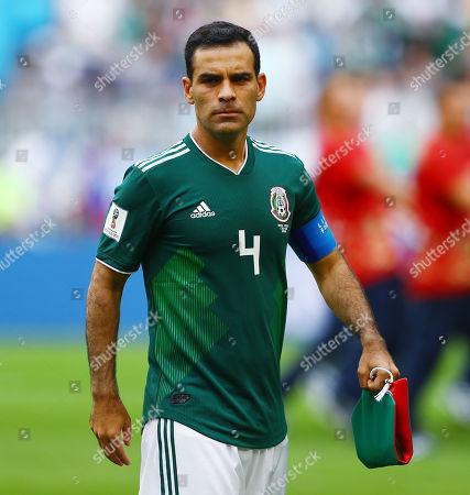 Stock Picture of Rafael Marquez of Mexico