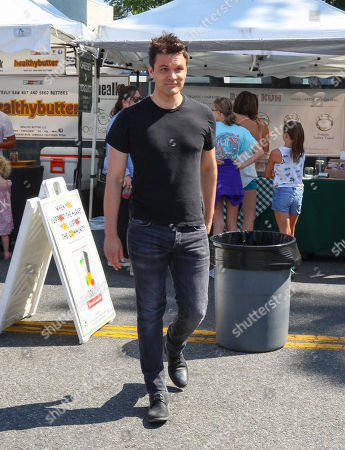 Editorial image of Celebrities at the Farmer's Market, Los Angeles, USA - 01 Jul 2018