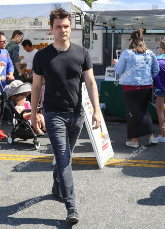 Editorial picture of Celebrities at the Farmer's Market, Los Angeles, USA - 01 Jul 2018
