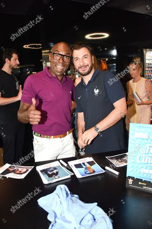 Lucien Jean Baptiste, Michael Youn