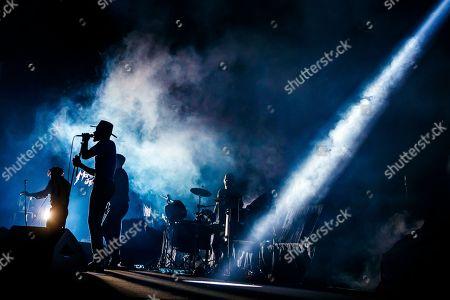 Editorial photo of 52nd Montreux Jazz Festival, Switzerland - 02 Jul 2018