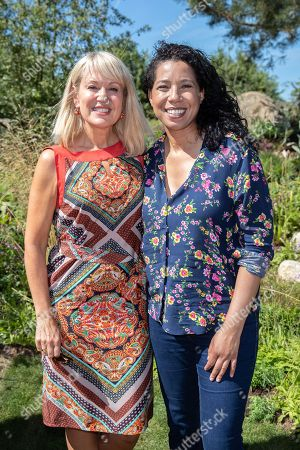 Stock Picture of Nicki Chapman and Margherita Taylor