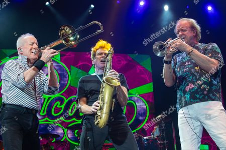 Chicago - James Pankow, Ray Herrmann and Lee Loughnane