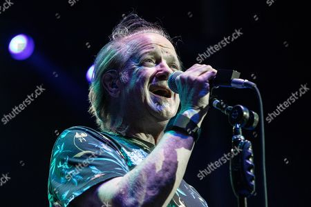 Rock and Roll Hall of Fame member Lee Loughnane