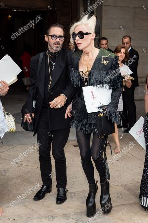 Stock Picture of Daphne Guinness